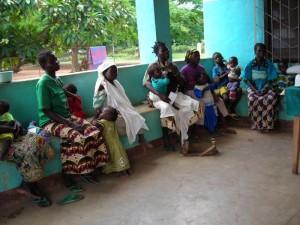 Adotta un pancione, campagna per sostenere la maternità in Congo