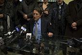 Dimissioni Sindaco dell'Aquila, Cialente: 'Lascio con rammarico'