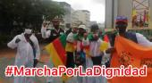 Colombia. Marcha por la dignidad, dal Cauca a Bogotà