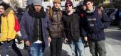 Sicurezza sismica scuole: la protesta degli studenti aquilani